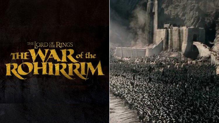 《魔戒》系列新作!華納與新線影業合作推出動畫電影《魔戒:洛汗人之戰》,探索「聖盔谷」起源故事首圖