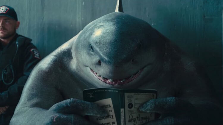 搭上 Discovery 鯊魚週活動!《自殺突擊隊:集結》推出「鯊魚王」角色專屬前導預告首圖