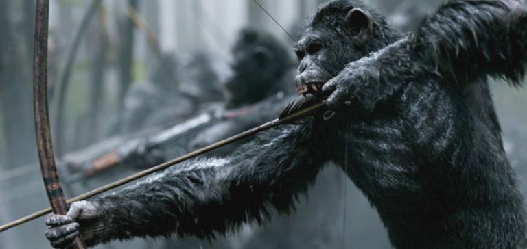 《猩球崛起:終極決戰》劇照