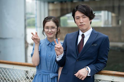 張娜拉主演韓劇《命中注定我愛你》。