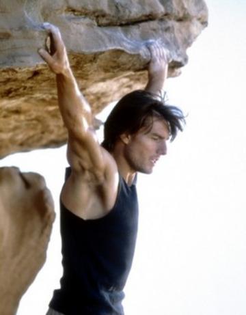 《 不可能的任務2 》 湯姆克魯斯 吳宇森 挑戰動作極限 。