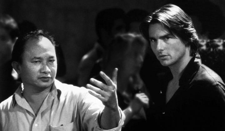 不往當時火紅的電腦特效靠攏,《 不可能的任務2 》東土取經 : 我們所熟悉的 吳宇森 導演。