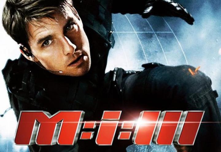 湯姆克魯斯 《 不可能的任務3 》。