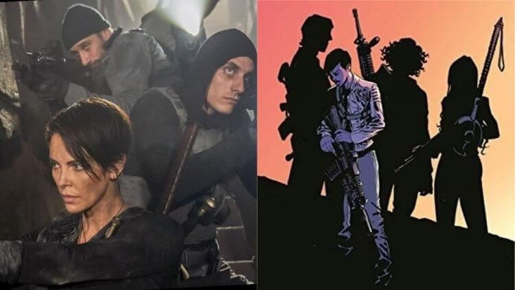 【線上看】不死之身的孤寂!《不死軍團》原著漫畫與電影的五大差異!首圖