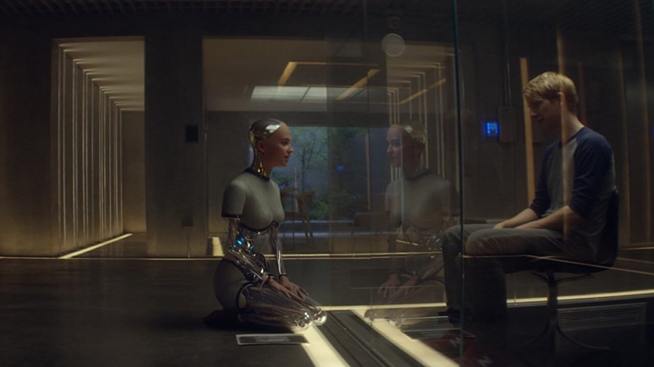 挑戰禁忌的相戀 電影《 人造意識 》探討人類與 AI人工智慧 之間的意識與情感交流