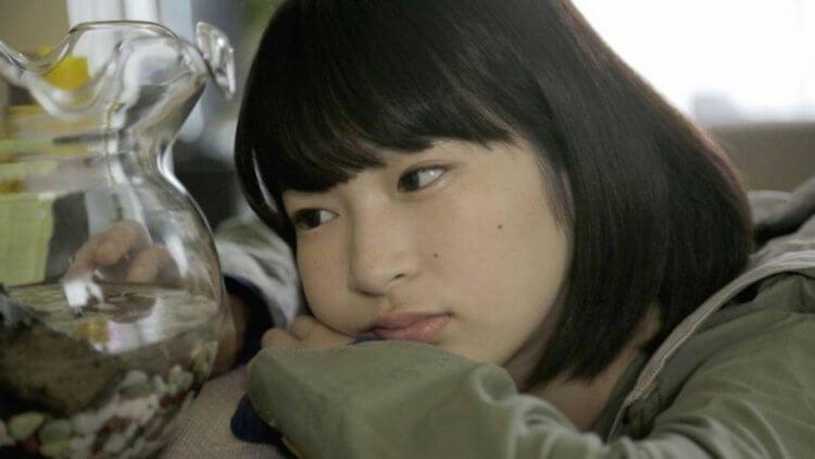 日本超級神展開電影《一屍到底》導演團隊新片《伊索遊戲》中,飾演「烏龜」龜田美羽的演員石川瑠華。