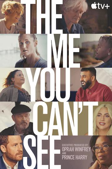 Apple TV+ 紀錄片影集《你看不見的我》。