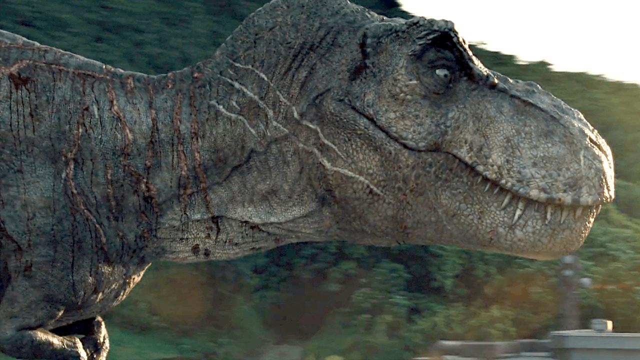 有解了!《侏羅紀公園》系列中的那隻經典暴龍,真名正式公諸於世首圖