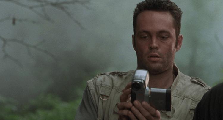 《侏羅紀公園:失落的世界》文斯沃恩飾演尼克范歐文。