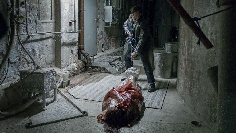 坎城金獎導演拉斯馮提爾作品《傑克蓋的房子》。