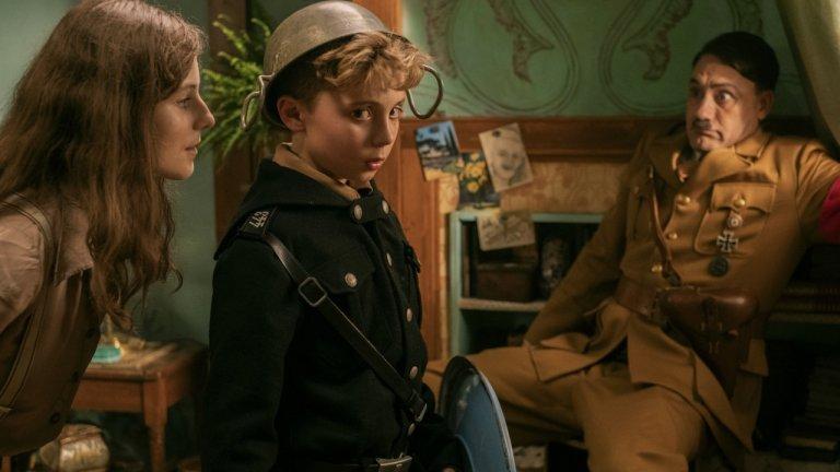 《兔嘲男孩》有夠敖 !「喬喬弟」將與李奧納多狄卡皮歐等巨星角逐金球獎最佳男主角