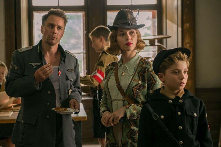 塔伊加維迪提導演新作《兔嘲男孩》(JO JO RABBIT) 即將在台上映。