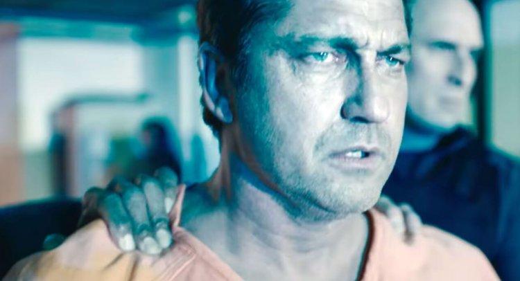 最強特勤傑瑞德巴特勒 (Gerard Butler) 在續集《全面攻佔 3:天使救援》(Angel Has Fallen) 竟淪落成全球通緝要犯。