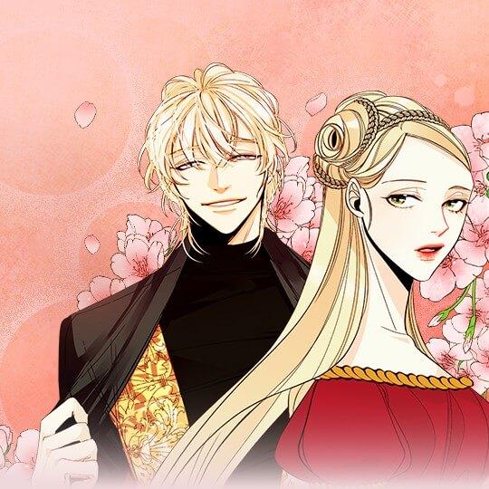 《再婚皇后》漫畫