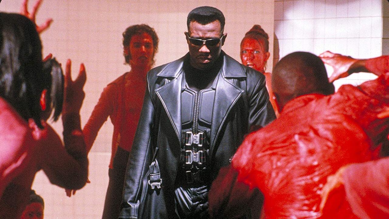 《刀鋒戰士》(一) : 在屍橫遍野的戰場上,首位崛起的黑人超級英雄首圖