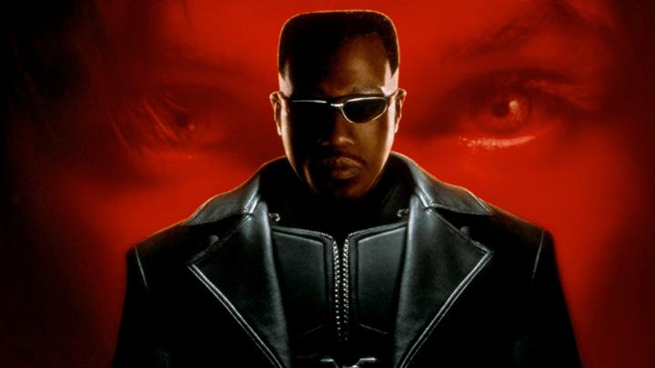 《 刀鋒戰士 》首位崛起的黑人超級英雄。