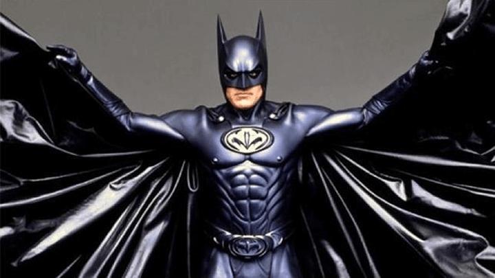 好萊塢 漫改電影 曾經歷了非常慘澹的時光,圖為《 蝙蝠俠 》。
