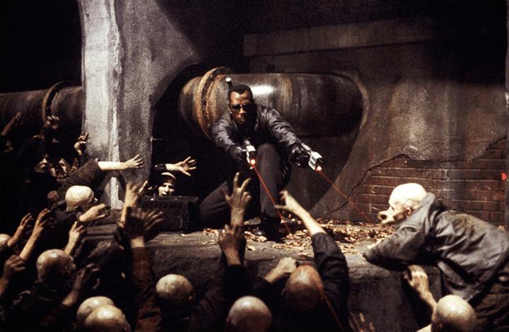 比首集更出色的電影續集:《 刀鋒戰士2 》。