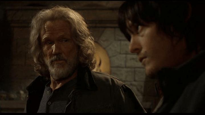 《 刀鋒戰士2 》中的威斯勒,編劇心中與導演呈現的樣貌大不同。