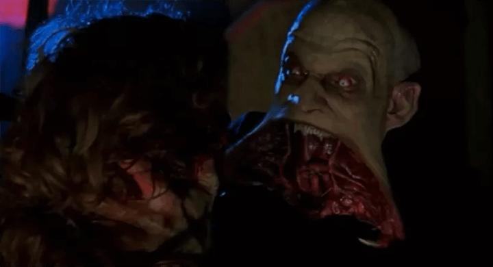 《 刀鋒戰士2 》中的 吸血鬼 鬼怪 造型不只到位還要夠嚇人。