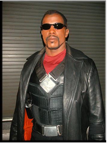 崔佛瓊斯 (Trevor Jones),史奈普的主替身演員。