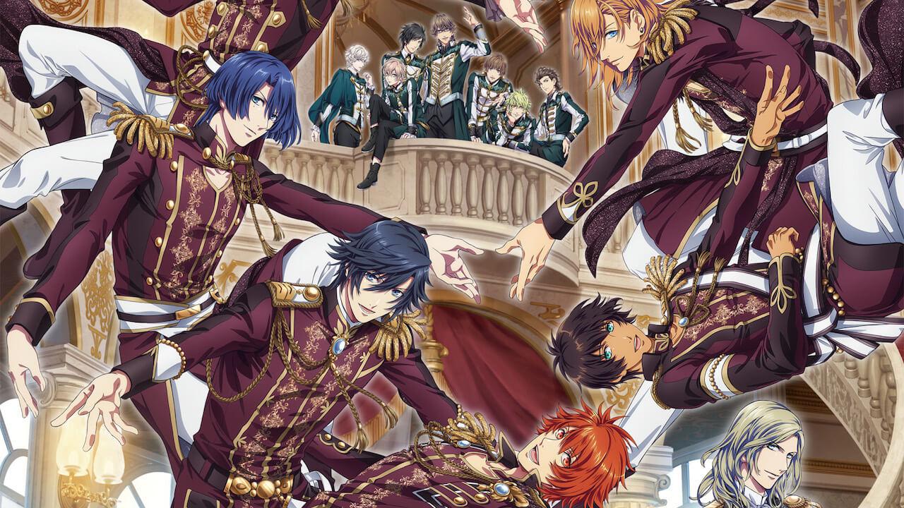 《劇場版 歌之☆王子殿下♪真愛 KINGDOM》台日同步上映!公主們準備尖叫吧!首圖
