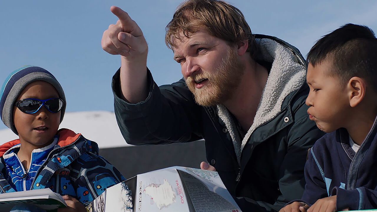 《北極上學趣》熱血老師的教學冒險 挑戰令人頭疼的極光小學