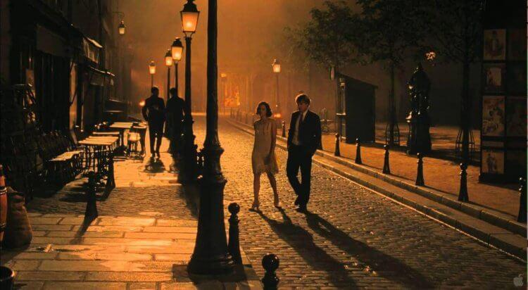 《午夜巴黎》劇照05