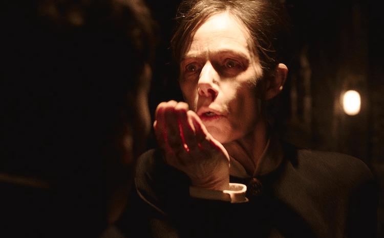 《厲陰宅 3:是惡魔逼我的》劇照。