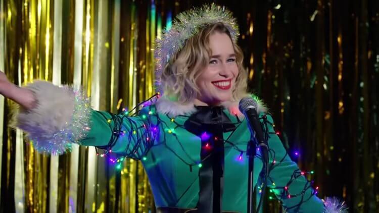 《去年聖誕節》艾蜜莉亞克拉克。