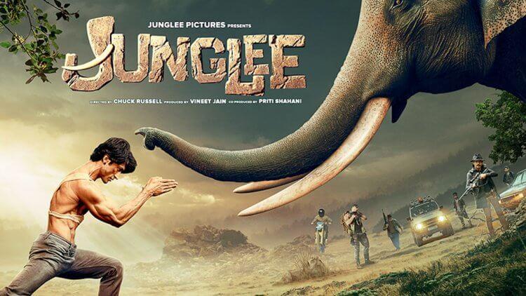 這個獸醫的冰塊肌太強大!《魔蠍大帝》恰克羅素首次跨足寶萊塢之作《叢林拳霸》,怪醫拳霸捍衛叢林大象!首圖
