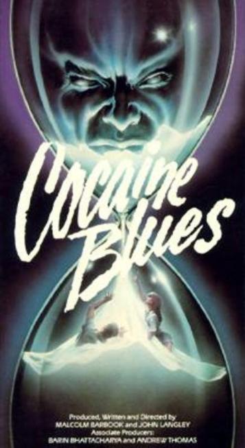 《古柯鹼藍調》海報。