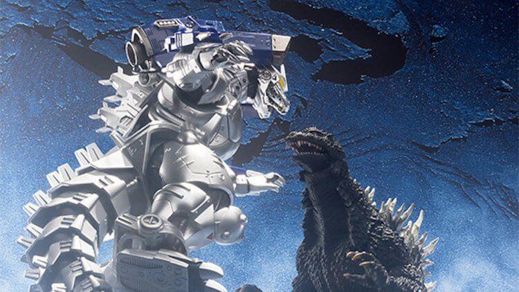 【專題】新世紀哥吉拉 : 鐵甲酷斯拉 ?《哥吉拉×機械哥吉拉》看似全新但又似曾相識的「機龍」(07)首圖