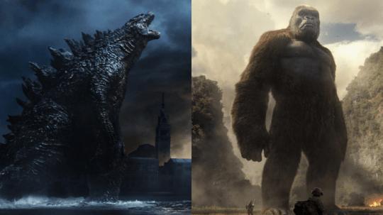怪獸宇宙下一部電影《哥吉拉對金剛》(Godzilla vs. Kong) 。