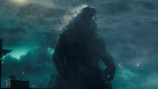 《哥吉拉 II:怪獸之王》(Godzilla: King of Monsters) 劇照。