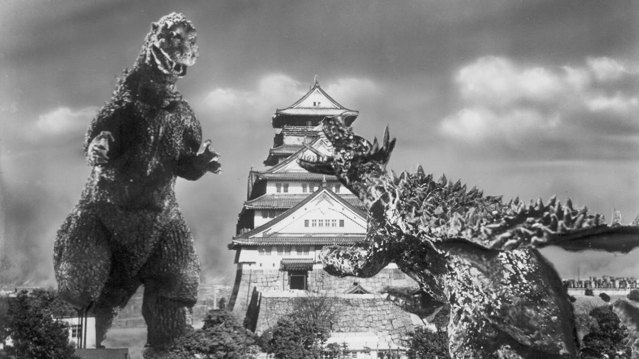 【專題】怪獸系列:哥吉拉 (六) 哥吉拉戰安基拉斯 奠定怪獸「靈活」好身手首圖