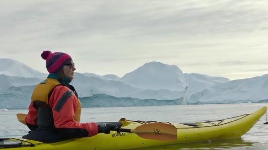 《囧媽的極地任務》劇照。