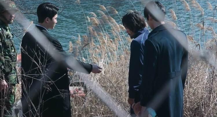 《困獸之網》劇照。