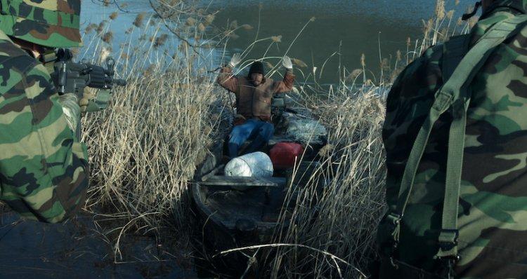 金基德《困獸之網》劇照。