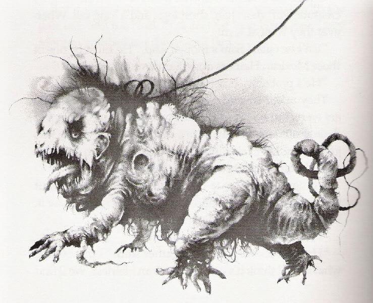 禁書-在黑暗中說的鬼故事-恐怖童書-插圖-9