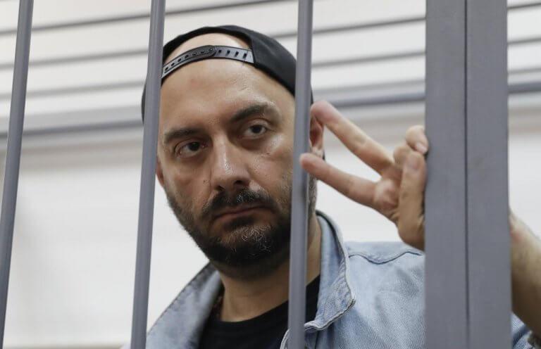 《夏》的導演Kirill-SEREBRENNIKOV於家中軟禁照