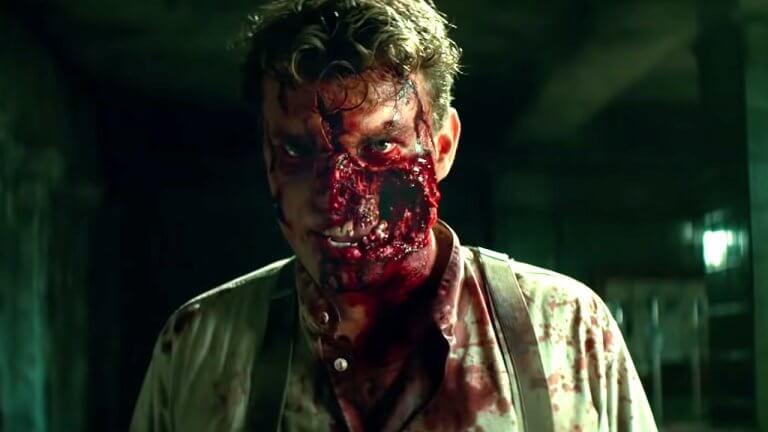 J.J. 亞伯拉罕擅長製作恐怖類型電影,《大君主行動》中德軍進行人體實驗的結果令人怵目驚心。