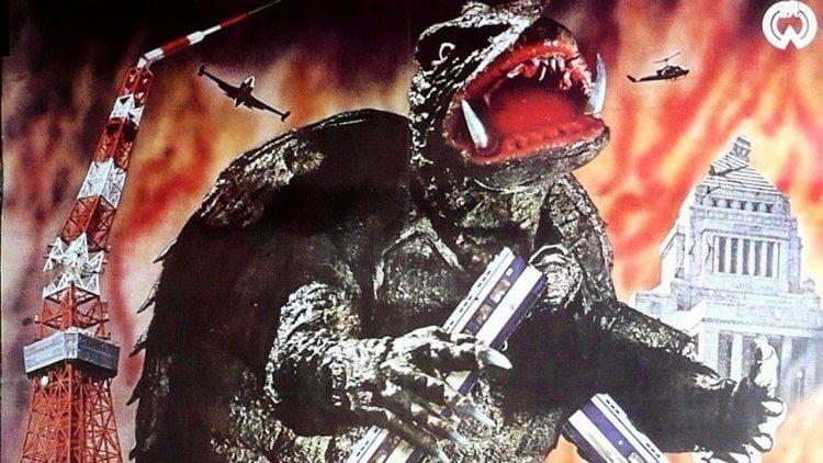 【專題】《大怪獸卡美拉》:飛向天空的轉炮烏龜?全新怪獸的靈感源頭首圖