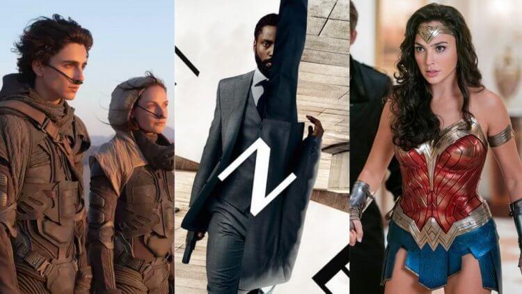《天能》拯救票房不如預期?據傳華納有意讓《神力女超人1984》&《沙丘》再度延期首圖