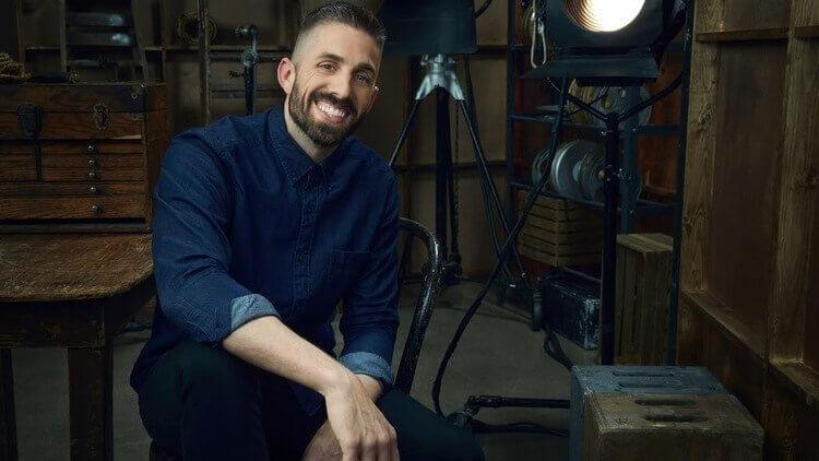 Zach Parrish 導演也執導迪士尼動畫短片《Puddles》