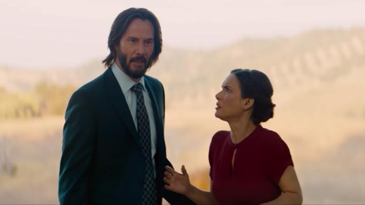 悲傷的基努 私下是幹話王!新作《婚禮冤家》與薇諾娜成「幹話CP」