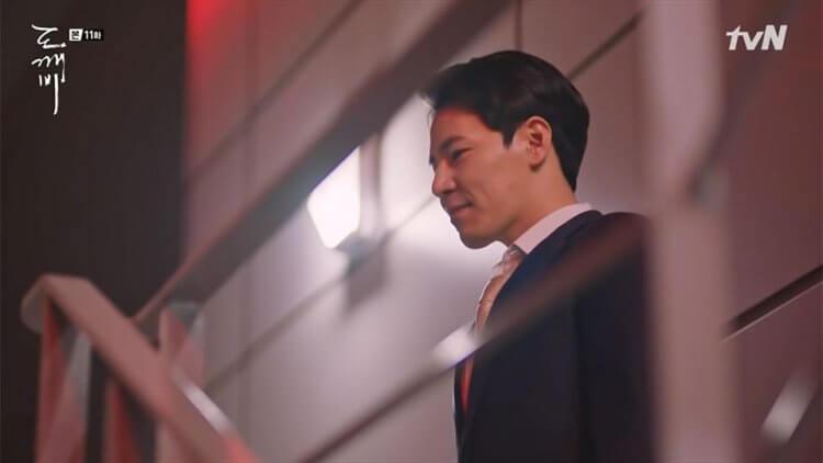 李奎炯《孤單又燦爛的神-鬼怪》 劇照
