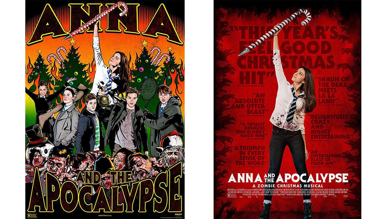 【影評】大鬧血腥聖誕節《安娜與世界末日》唱歌熱舞打喪屍,致敬不完美的青春校園首圖