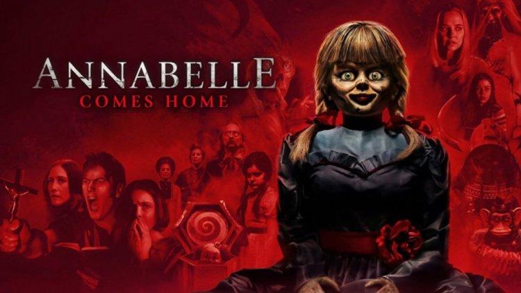 出乎意料地好!《安娜貝爾回家囉》首波媒體評價釋出,影評人表示:「這是《安娜貝爾》系列作裡最棒的一部。」首圖