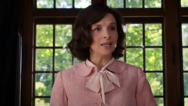 《完美嬌妻養成班》茱麗葉畢諾許。
